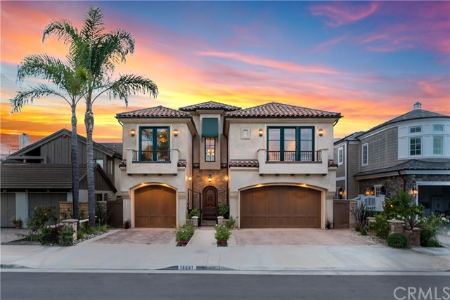 16681  Carousel Lane, Huntington Beach, California