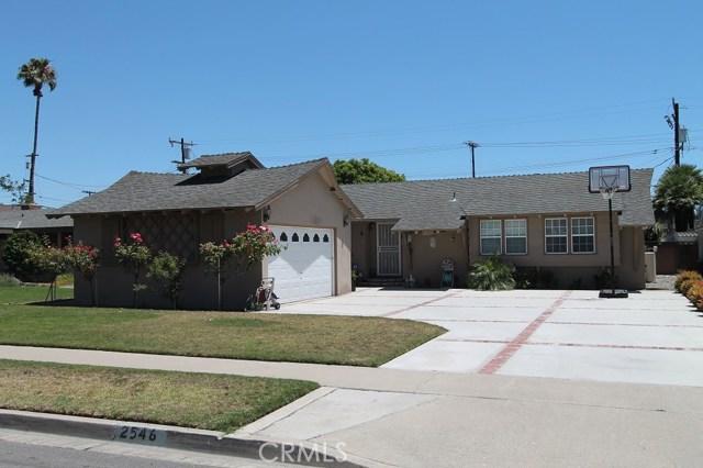 Photo of 2546 W Lullaby Lane, Anaheim, CA 92804