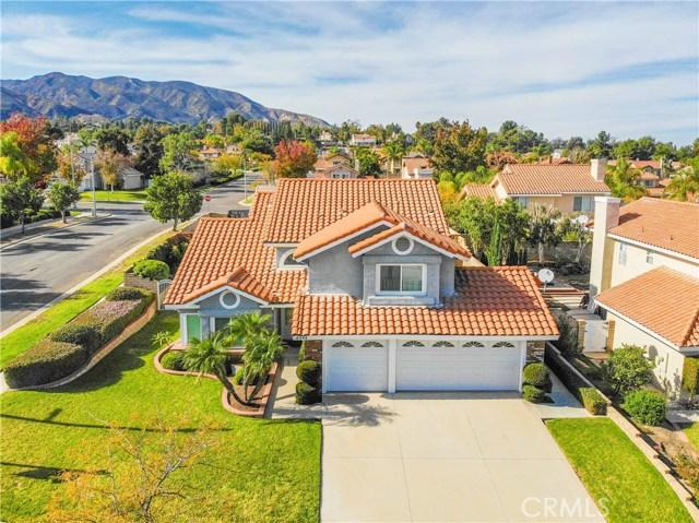 2398  Heritage Drive, Corona, California