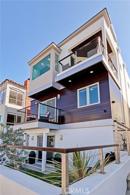 300 28th Street, Hermosa Beach, California 90254, 4 Bedrooms Bedrooms, ,4 BathroomsBathrooms,For Sale,28th,SB18066666