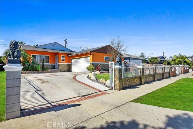 15503 S Haskins Avenue, Compton, CA 90220