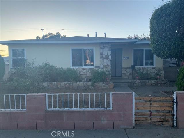 1826 Cedar Street, Santa Ana, CA 92707