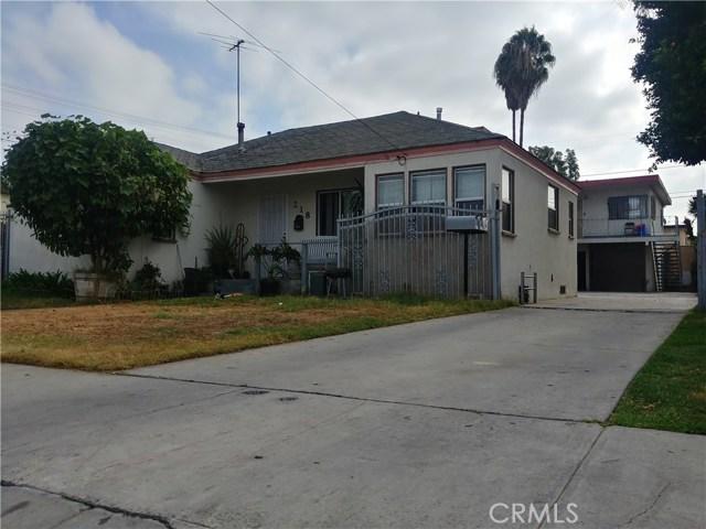 218 N Mayo Avenue, Compton, CA 90221