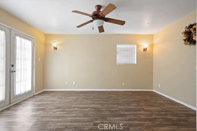Back House--Bedroom