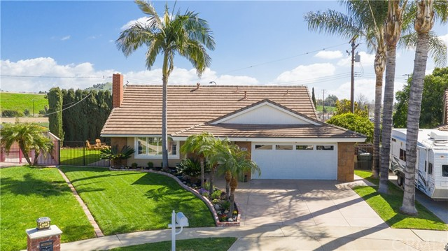 3809 Spurr Circle, Brea, CA 92823
