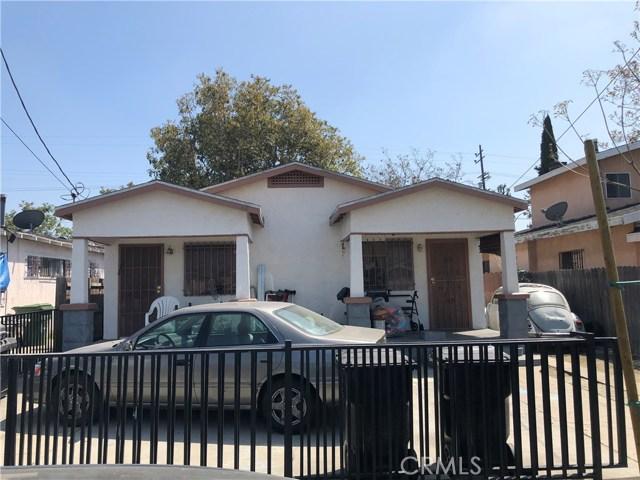 122 W 58th Street, Los Angeles, CA 90037