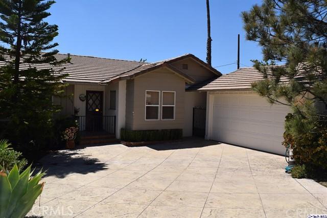 3836 Los Olivos Lane, Glendale, CA 91214