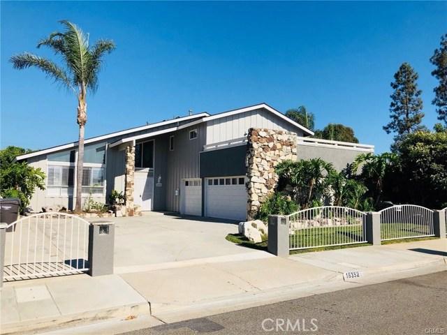 16352 Whittier Lane, Huntington Beach, CA 92647