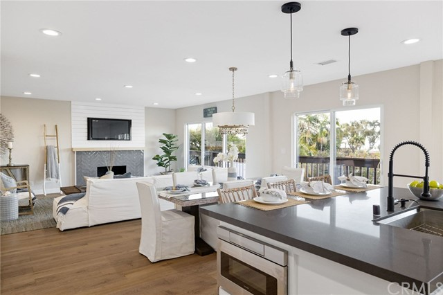 Bright and open plan