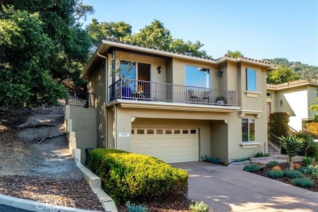 2840 Loganberry Lane, Avila Beach, CA 93424