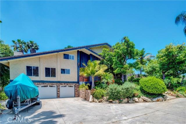 1506 Las Palomas Drive, La Habra Heights, CA 90631