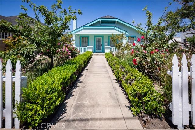 1150 Peach Street, San Luis Obispo, CA 93401