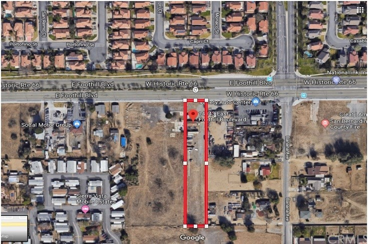 Photo of 14043 Foothill Boulevard, Fontana, CA 92335