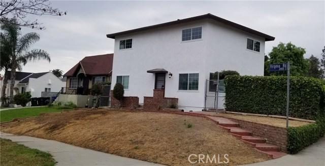 2407 Virginia Road, Los Angeles, CA 90016