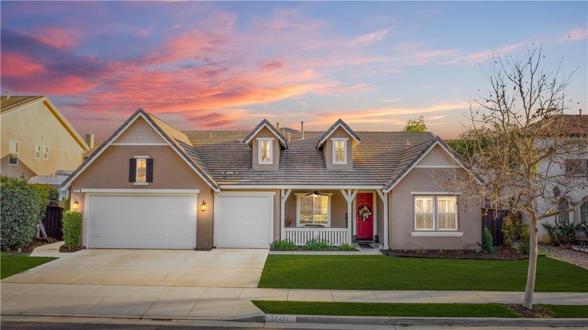 32417 Apricot Tree Road, Winchester, CA 92596