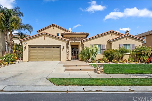 8444 Sunset Rose Drive, Corona, California 92883, 4 Bedrooms Bedrooms, ,3 BathroomsBathrooms,Residential,For Sale,Sunset Rose,IG21079595
