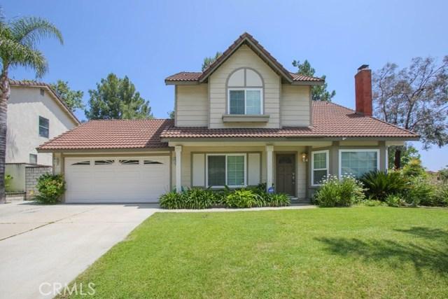 11401 Mount Wallace Court, Rancho Cucamonga, CA 91737