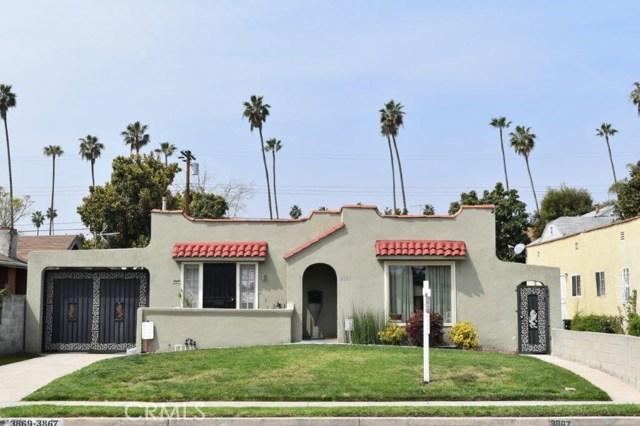 3867 Arlington, Leimert Park, California 90008, ,Residential Income,For Sale,Arlington,SB18075202