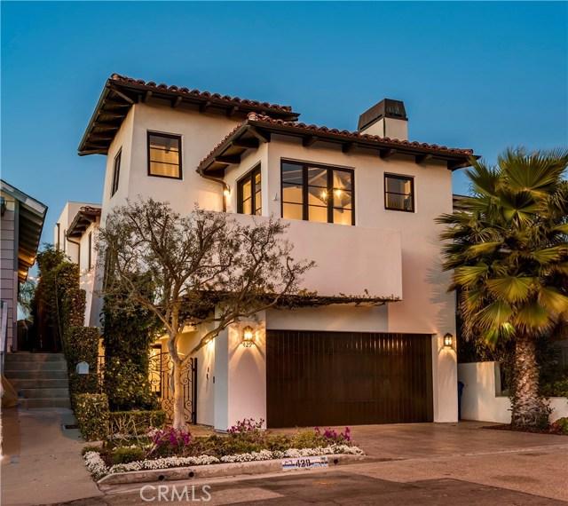 429 24th Street, Hermosa Beach, California 90254, 5 Bedrooms Bedrooms, ,3 BathroomsBathrooms,For Rent,24th,SB19112167