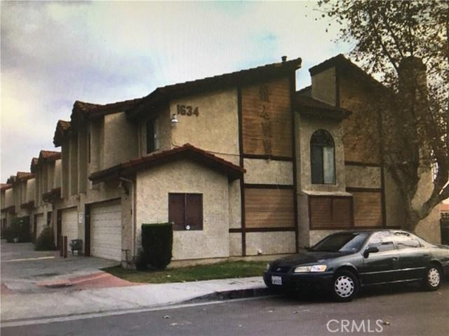 1634 Alegro F, San Gabriel, CA 91776