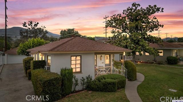 1125 N Verdugo Road, Glendale, CA 91206