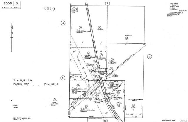0 Vac/Af Hwy/1 Mi S Forest Ridge, Palmdale, CA 93510