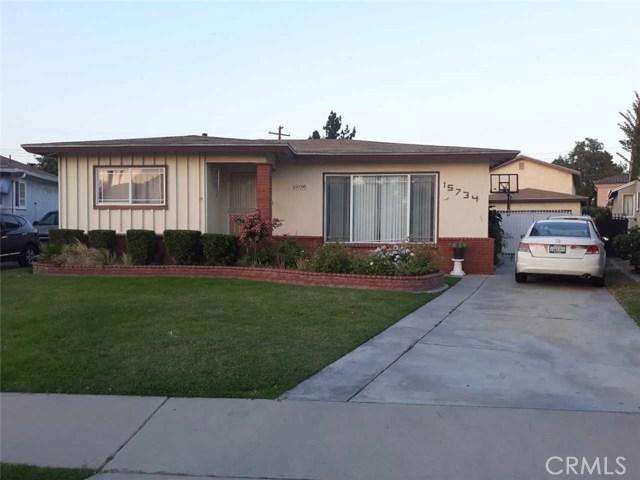 15734 Faculty Avenue, Bellflower, CA 90706