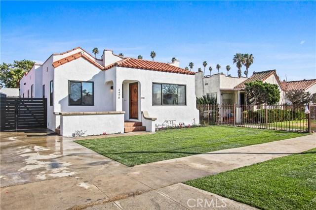 3420 11th Avenue, Los Angeles, CA 90018