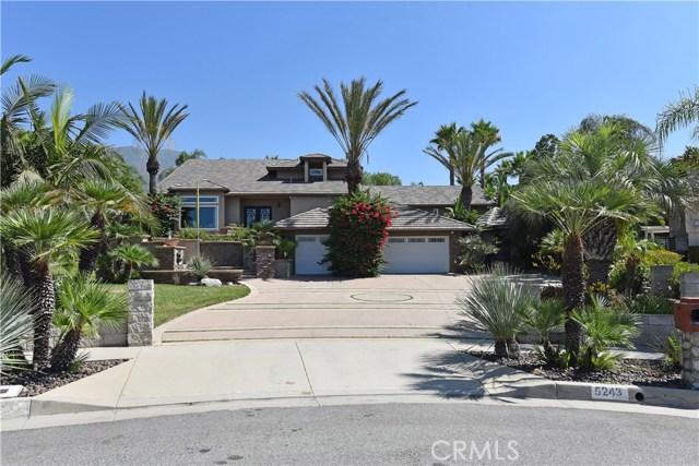 5243 Ozark Mountain Place, Rancho Cucamonga, CA 91737