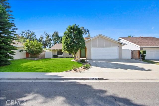 26002 Via Del Norte, Mission Viejo, CA 92691