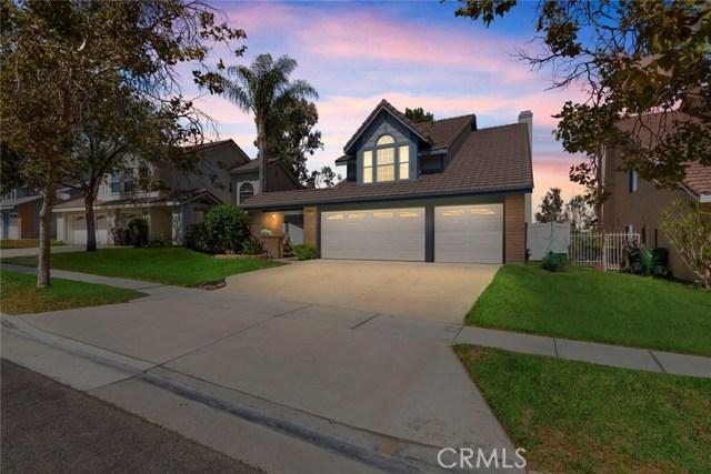 2891 Amber Drive, Corona, CA 92882