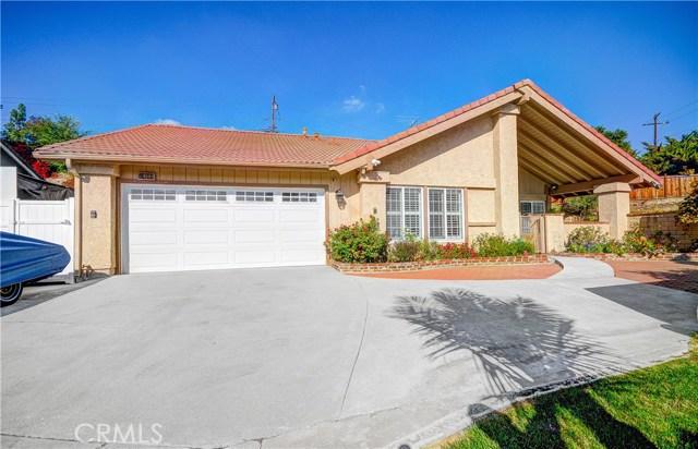 16303 Gregorio Drive, Hacienda Heights, CA 91745