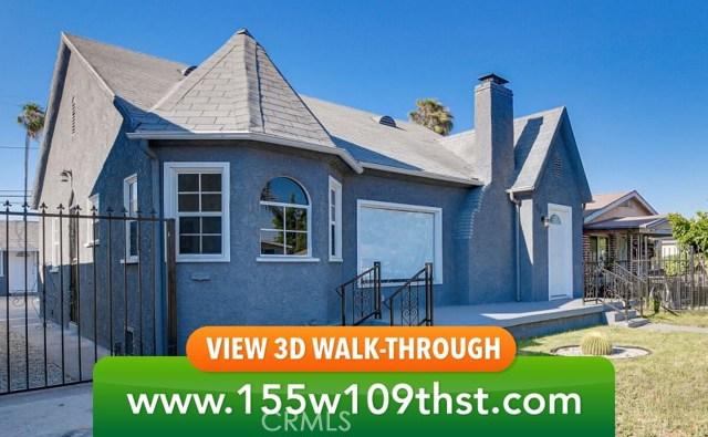 155 W 109th Street, Los Angeles, CA 90061