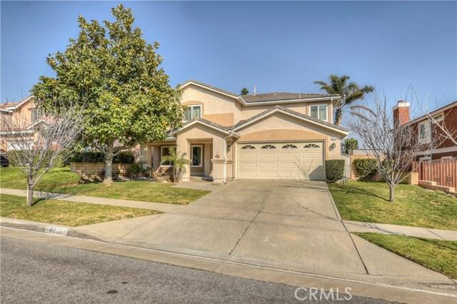 6553 Vianza Place, Rancho Cucamonga, CA 91701