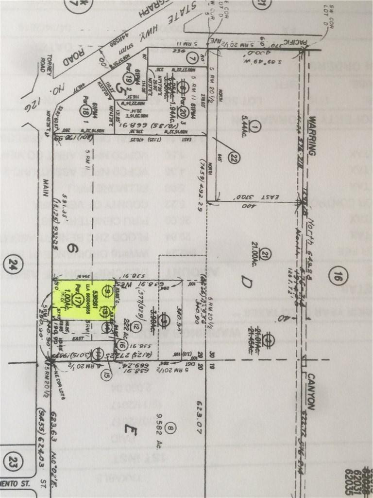 87 N Main Street, Piru, CA 93040
