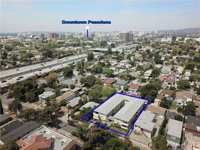 437 N. Chester Avenue is located in the city of Pasadena, a city located northeast of Downtown Los Angeles.  Pasadena is known for its historic Old Town, its bustling downtown, and its iconic Rose Bowl, home of the world-famous Rose Bowl Game.  Pasadena is ideally located near the 210, 134, & 110 Freeways offering residents easy access to all parts of Los Angeles County.  This investment opportunity at 437 N. Chester Avenue is composed of (1) non-conforming studio, (8) one-bedroom/one-bathroom units & (8) two-bedroom/ two-bathroom units.  Tenants enjoy amenities such as subterranean garage parking, patios & balconies, and on-site laundry.  Located near all the best parts of Pasadena and offering considerable upside potential, 437 N. Chester Avenue is a truly excellent investment opportunity.  *For Sale by Original Owner/Developer, *Excellent Mix of 1 & 2-Bedroom Units with Large Floorplans, *1989 Constructions, *Ideal Location Near Old Pasadena, Downtown, Pasadena City College & Rose Bowl, *New Pitched Roof, * Tremendous Upside in Rents