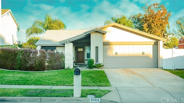 8405 Klusman Avenue, Rancho Cucamonga, CA 91730