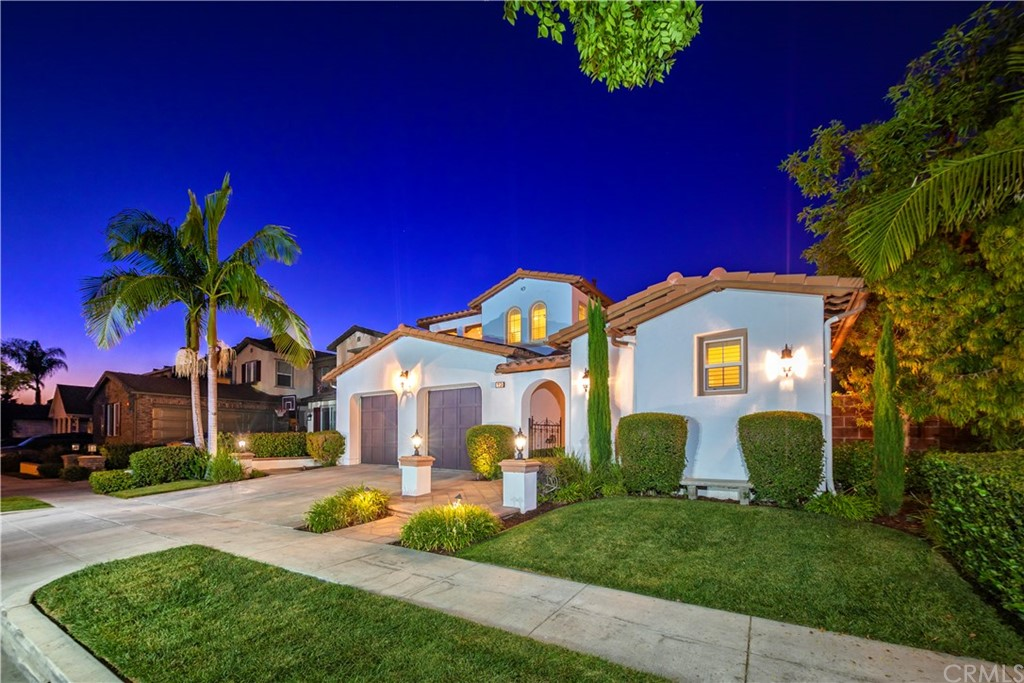 PRIVATE Luxury Living awaits you in this spacious Ladera Ranch Home, boasting 4 BR (one bedroom being used as office), 4 BA, 3 Car Gar & Casita! Truly, a wonderful place to be…