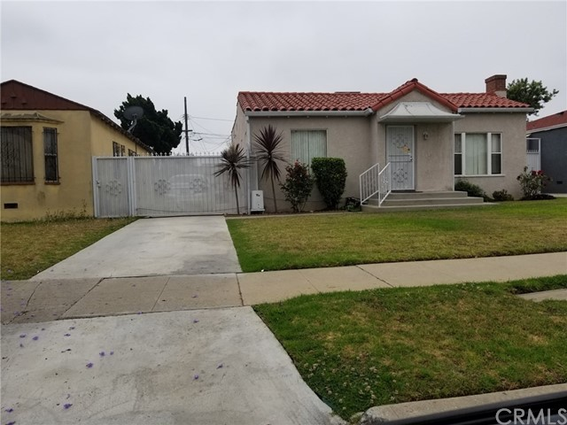 1838 W 88th Street, Los Angeles, CA 90047