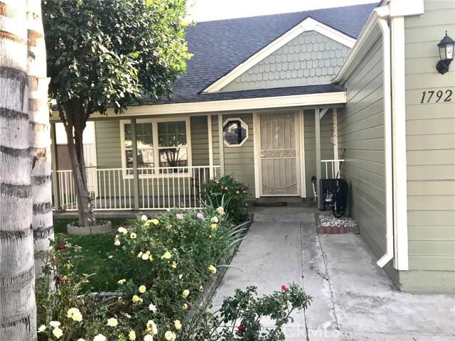 1792 Cottonwood Drive, Colton, CA 92324