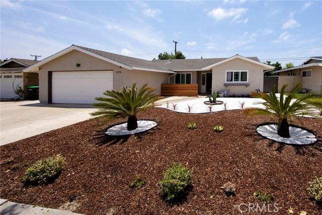 1593  Corsica Place, Costa Mesa, California