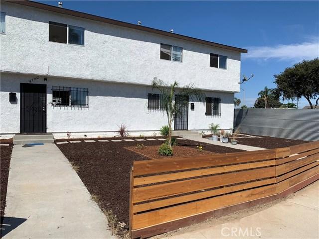 411 W 122nd Street, Los Angeles, CA 90061