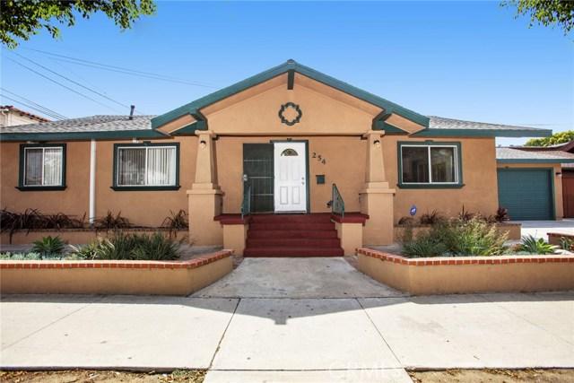 254 Cherry Avenue, Long Beach, CA 90802