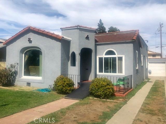 2426 Caspian Avenue, Long Beach, CA 90810
