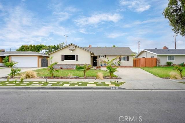 215 S Edgar Avenue, Fullerton, CA 92831