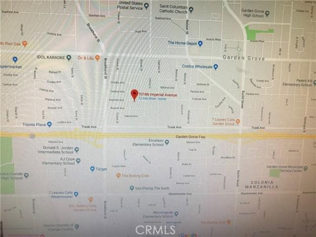 10186 Imperial Avenue, Garden Grove, CA 92843