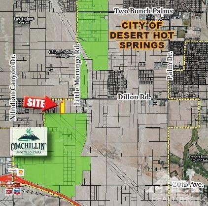 Dillon Road, Desert Hot Springs, CA 92241