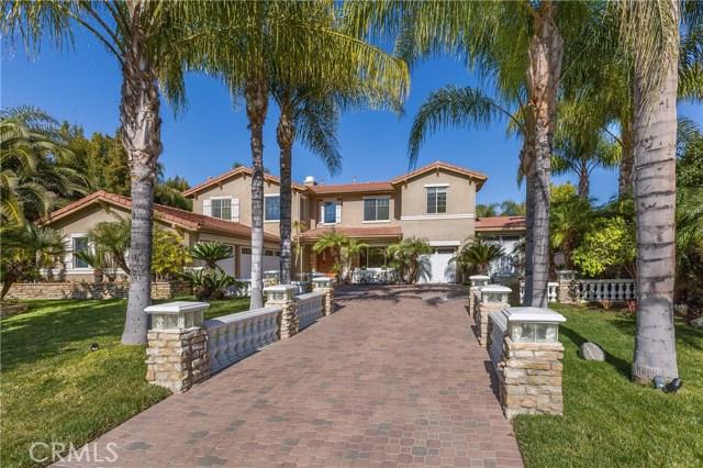 1653 Monte Mar Street, Corona, CA 92881
