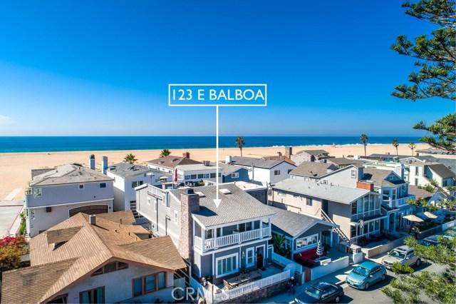 123 E Balboa Boulevard | Balboa Peninsula (Residential) (BALP) | Newport Beach CA