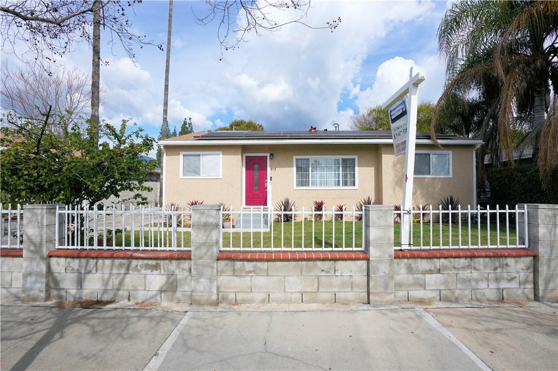 513 E Cherry Avenue, Monrovia, CA 91016